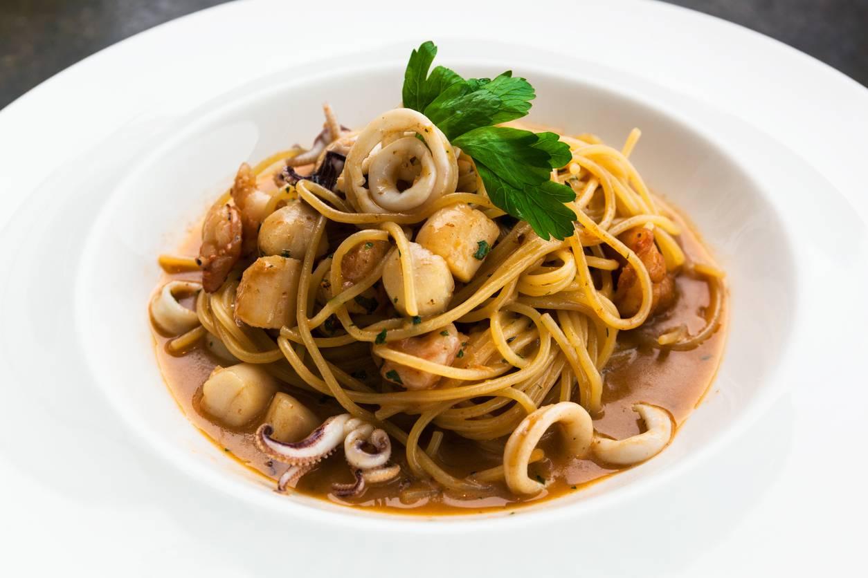 Spaghetti al ragù di polpo, una portata ideale per le occasioni speciali