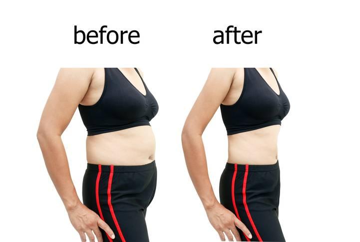 perdere peso dopo l'estate
