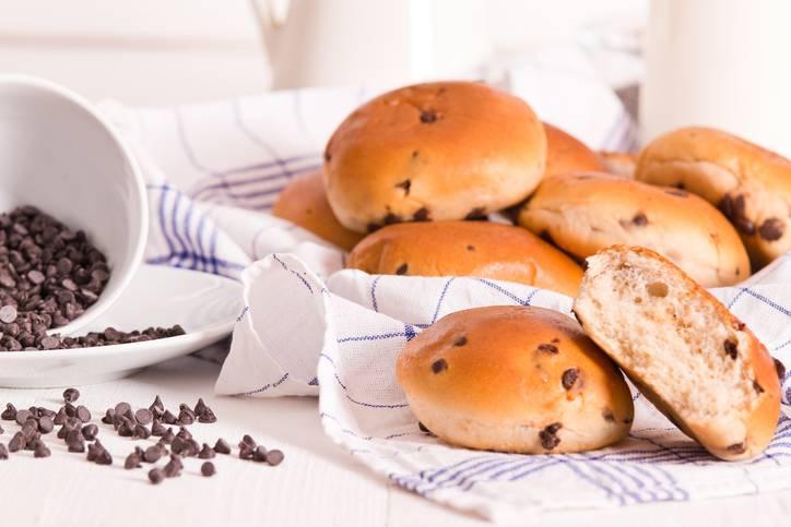 Pan gocciole con lievito madre, la ricetta facile per realizzarli in casa
