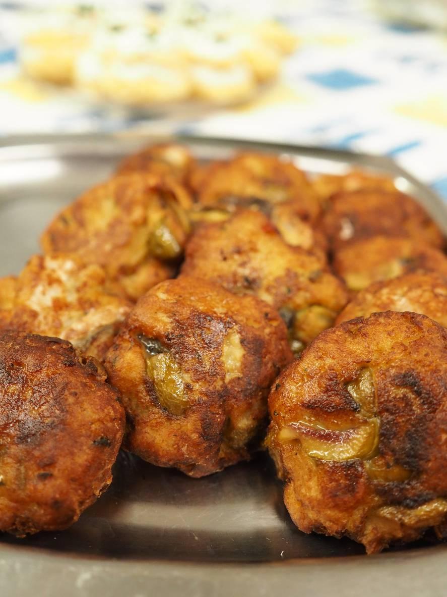 Polpette di zucchine e feta, una portata veloce e facile da preparare