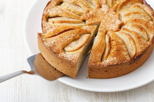 Torta di mele light, la merenda leggera e deliziosa che tutti vorrebbero