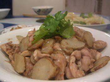 Pollo ai Carciofi e Tofu