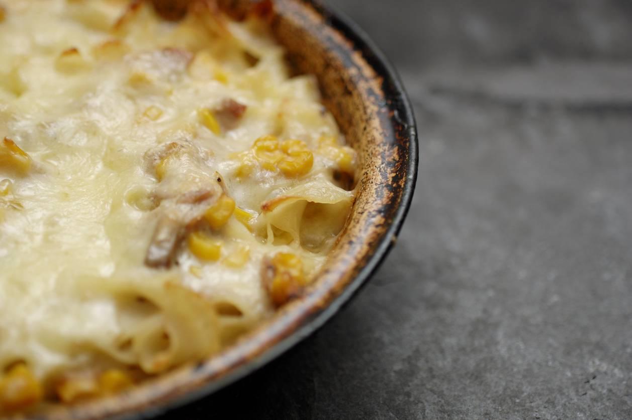 Pasticcio di Pasta al Forno Impanata