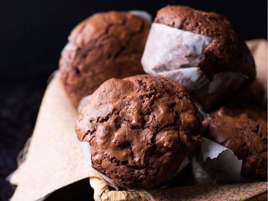 muffin cocco e cioccolato Bimby