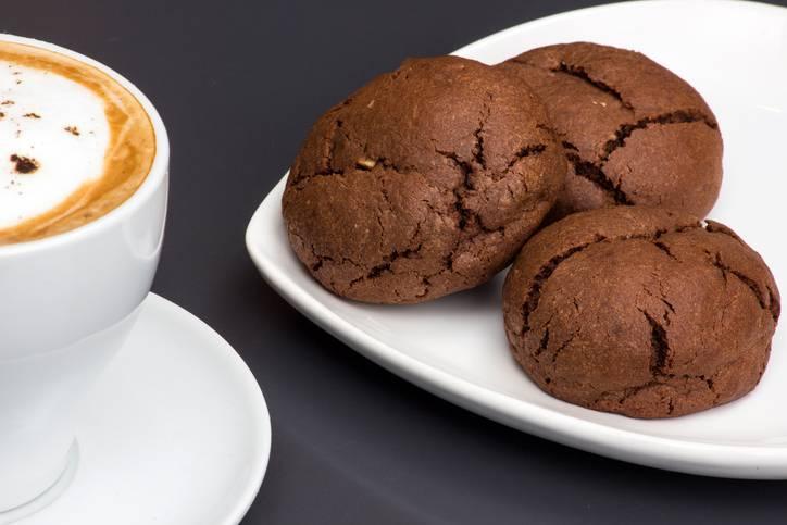 biscotti speziati al cacao