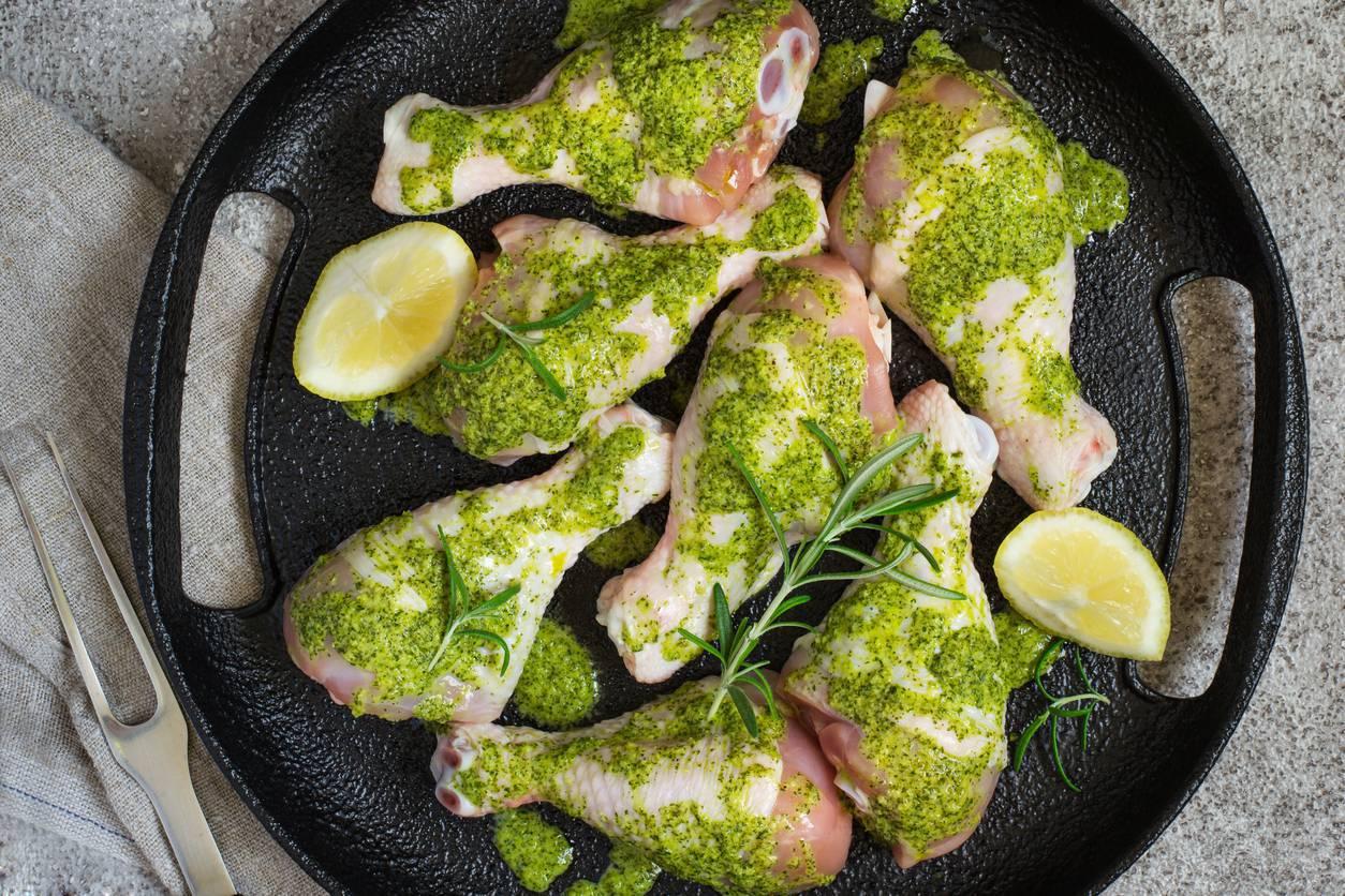 Pollo al Pesto