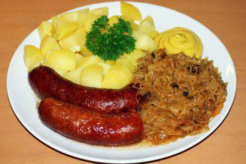 Patate e Salsicce