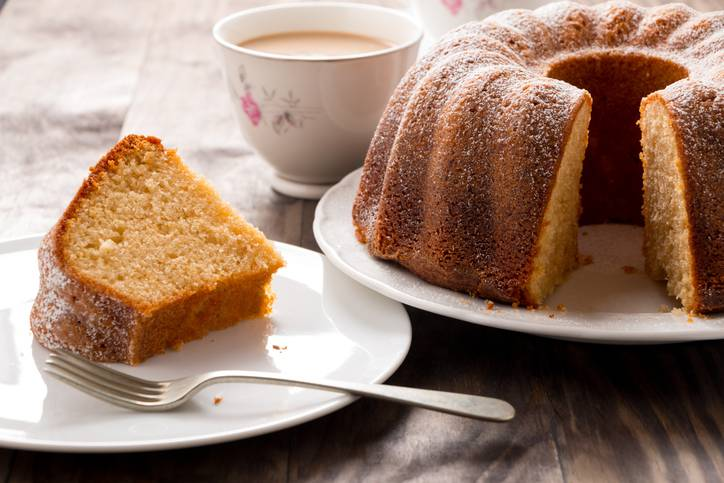 Torta al caffelatte, un dolce squisitissimo da gustare al mattino