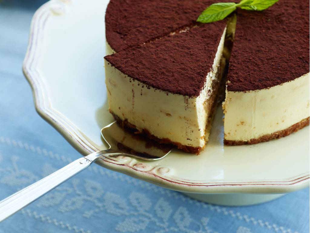 Ricetta Tiramisu Con Uova Pastorizzate.Cheesecake Al Tiramisu Ricetta Con Uova Pastorizzate