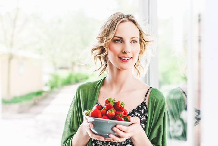 La dieta delle fragole: come perdere 1 kg a settimana