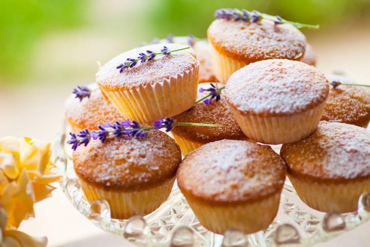 muffin zucca e vaniglia