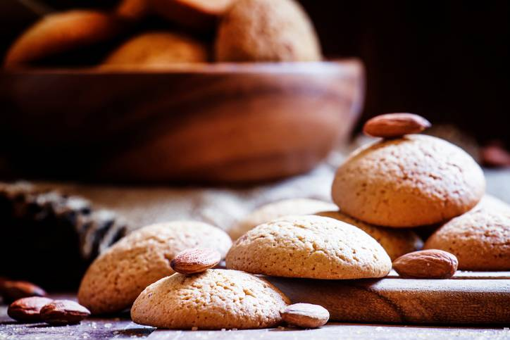 Dolcetti alle mandorle con 3 ingredienti, la ricetta facile e veloce
