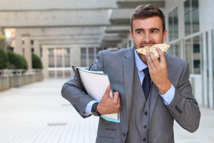 La dieta da ufficio: come dimagrire con i panini