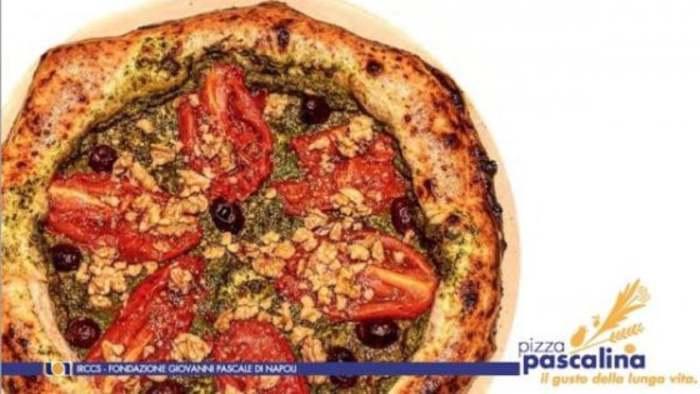 Pascalina, la pizza che allunga la vita