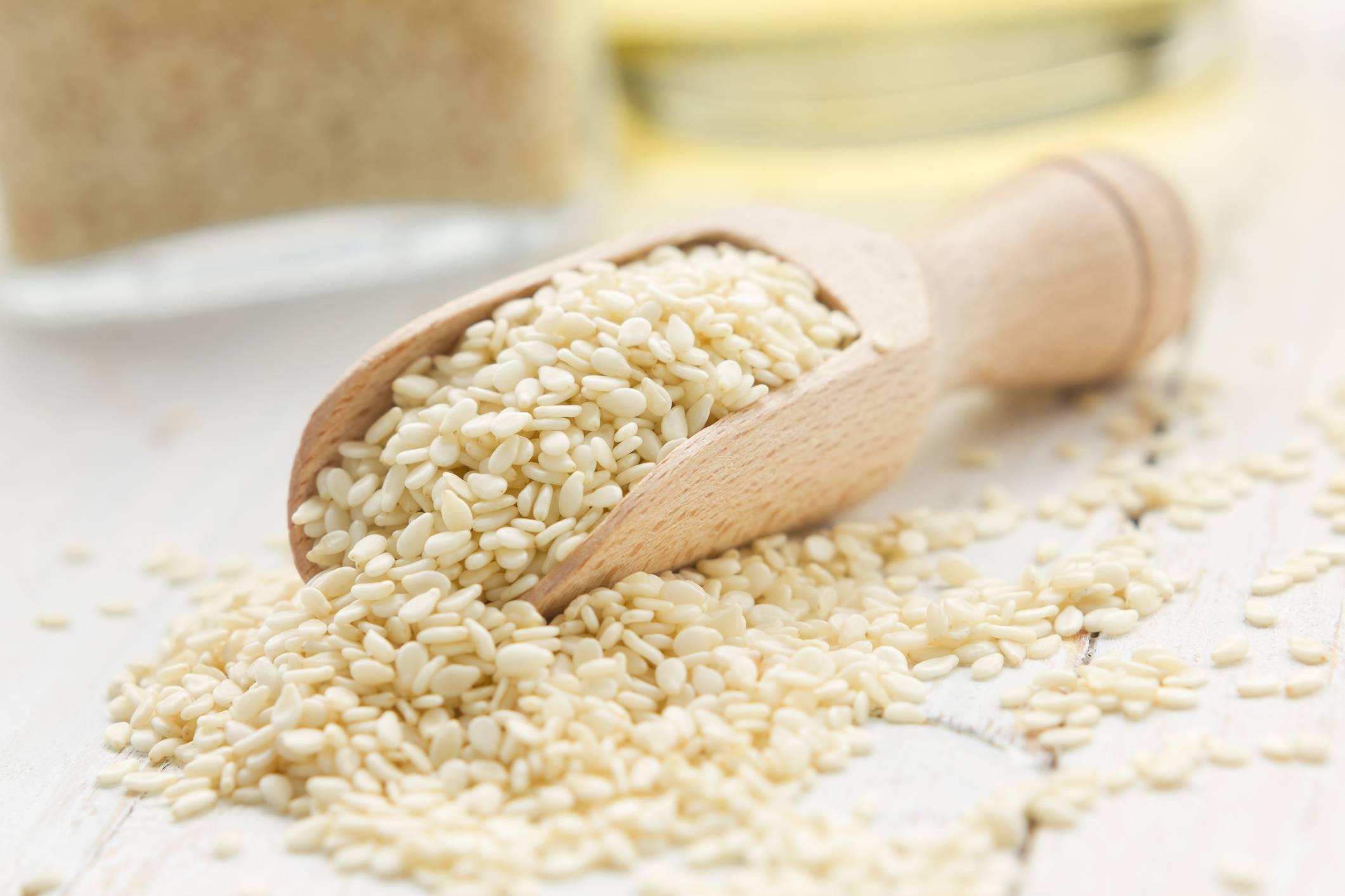 Le proprietà benefiche dei semi di sesamo