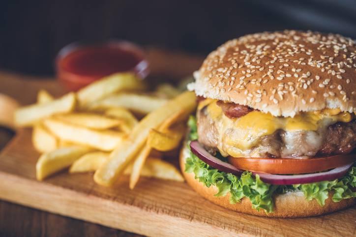 dimagrire mangiando fast food