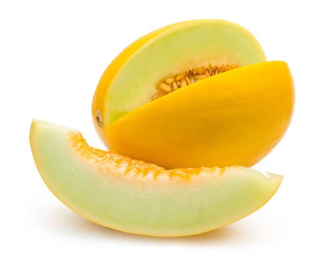 Dieta del melone giallo: Meno 2 kg in 3 giorni