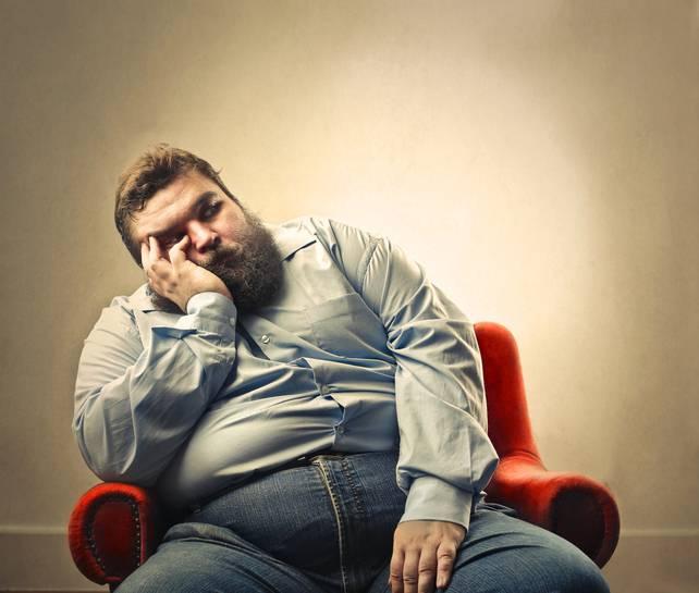 L'influenza dura più a lungo per le persone obese