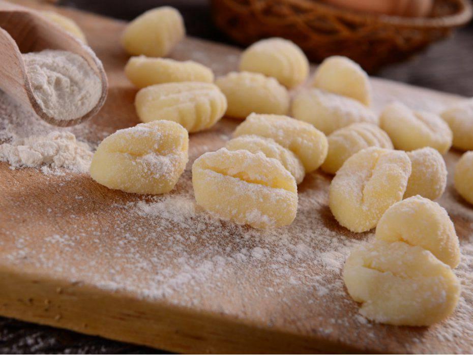 Gnocchi di castagne con soli 3 ingredienti: pronti in pochi minuti