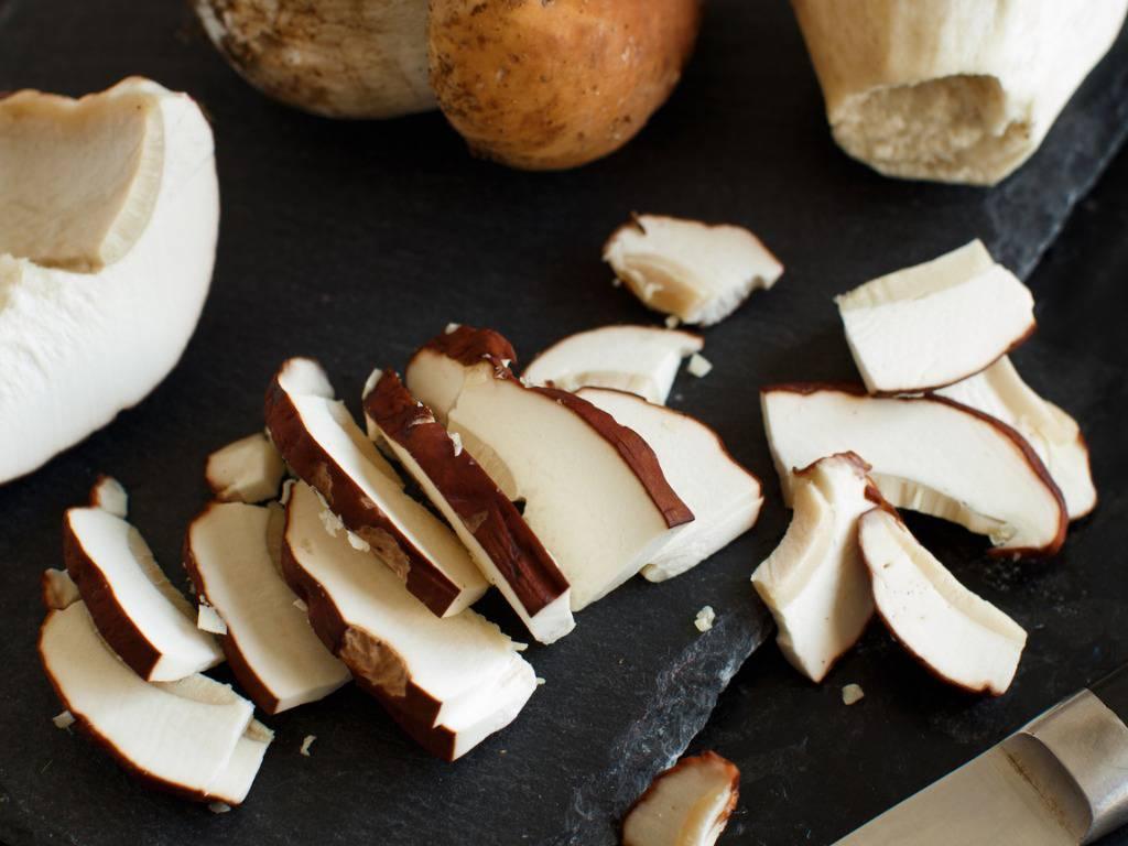 Funghi porcini: ecco come pulirli senza commettere errori