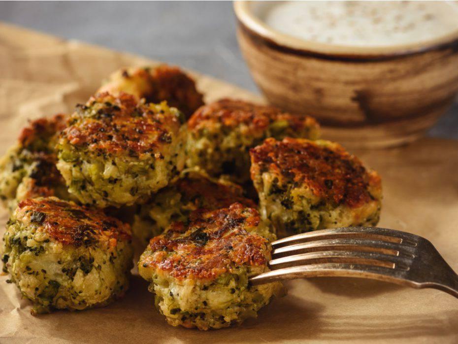 crocchette di broccoli, patate e provola