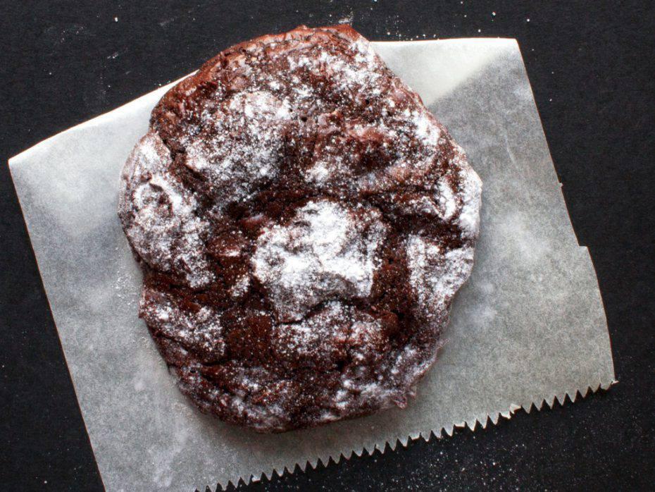 pasta frolla all'olio al cacao