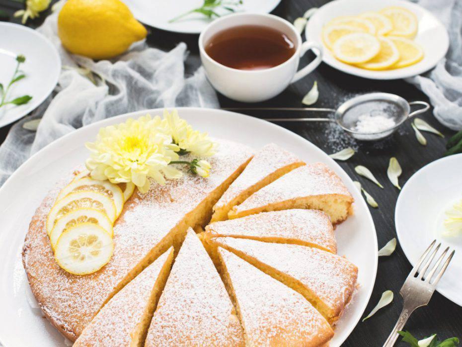 torta Margherita con Bimby