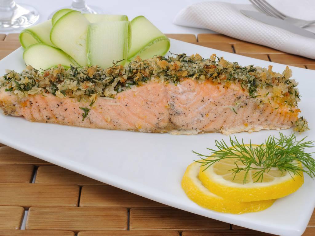 Menù di Natale: salmone al forno profumato, la ricetta super gustosa