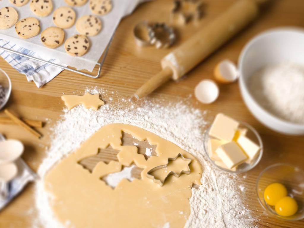 Pasta frolla zenzero e cannella, per biscotti e crostate profumatissimi