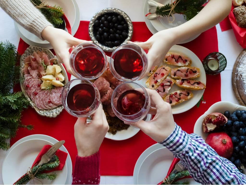 Pranzo di Natale 2018: idee per antipasti semplici e veloci