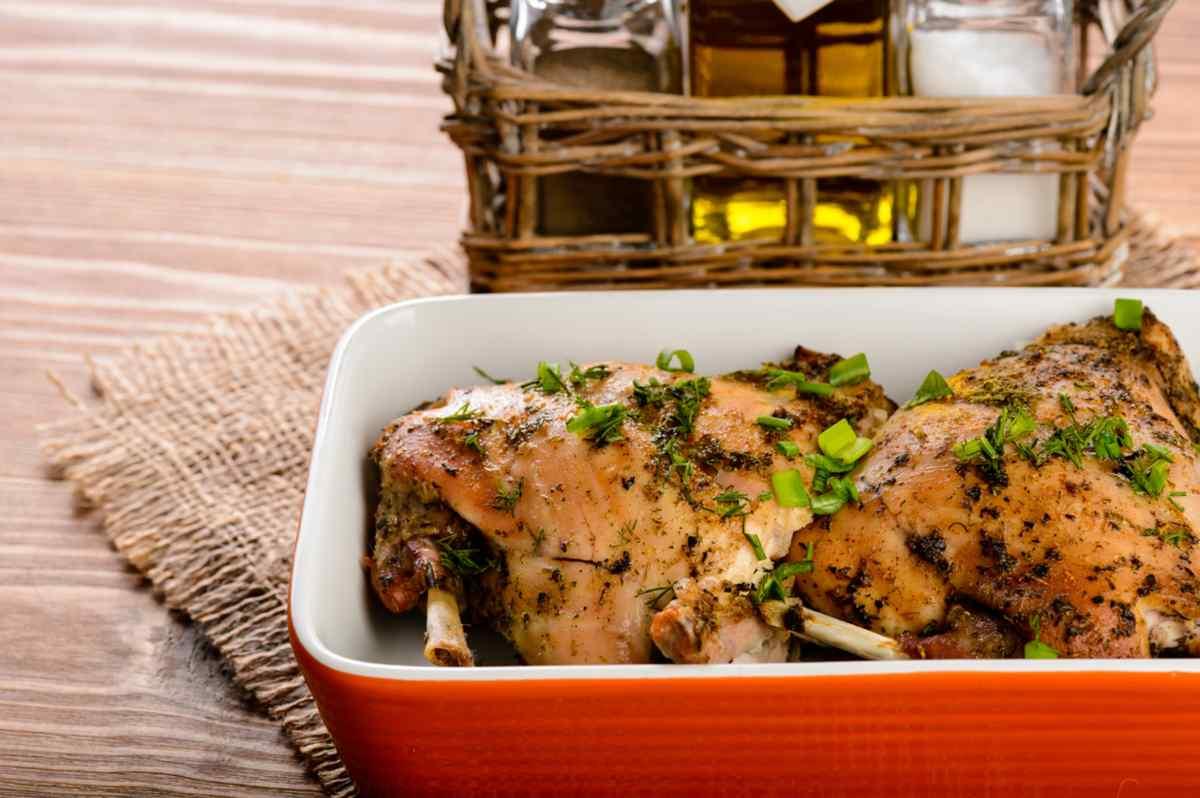 Coniglio alla ligure, un secondo piatto prelibato tipico della Liguria