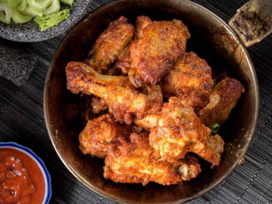pollo alla cannella