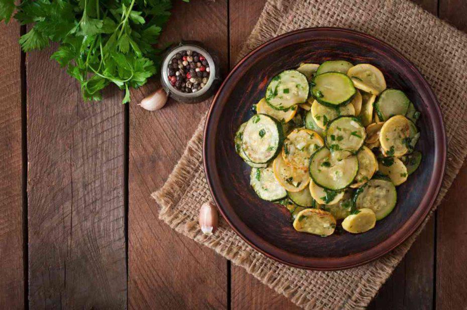 zucchine lesse