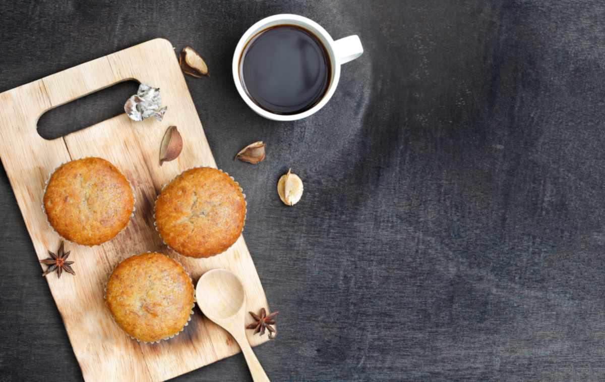 Muffin al caffè, la ricetta per preparare dei gustosi e profumati dolcetti