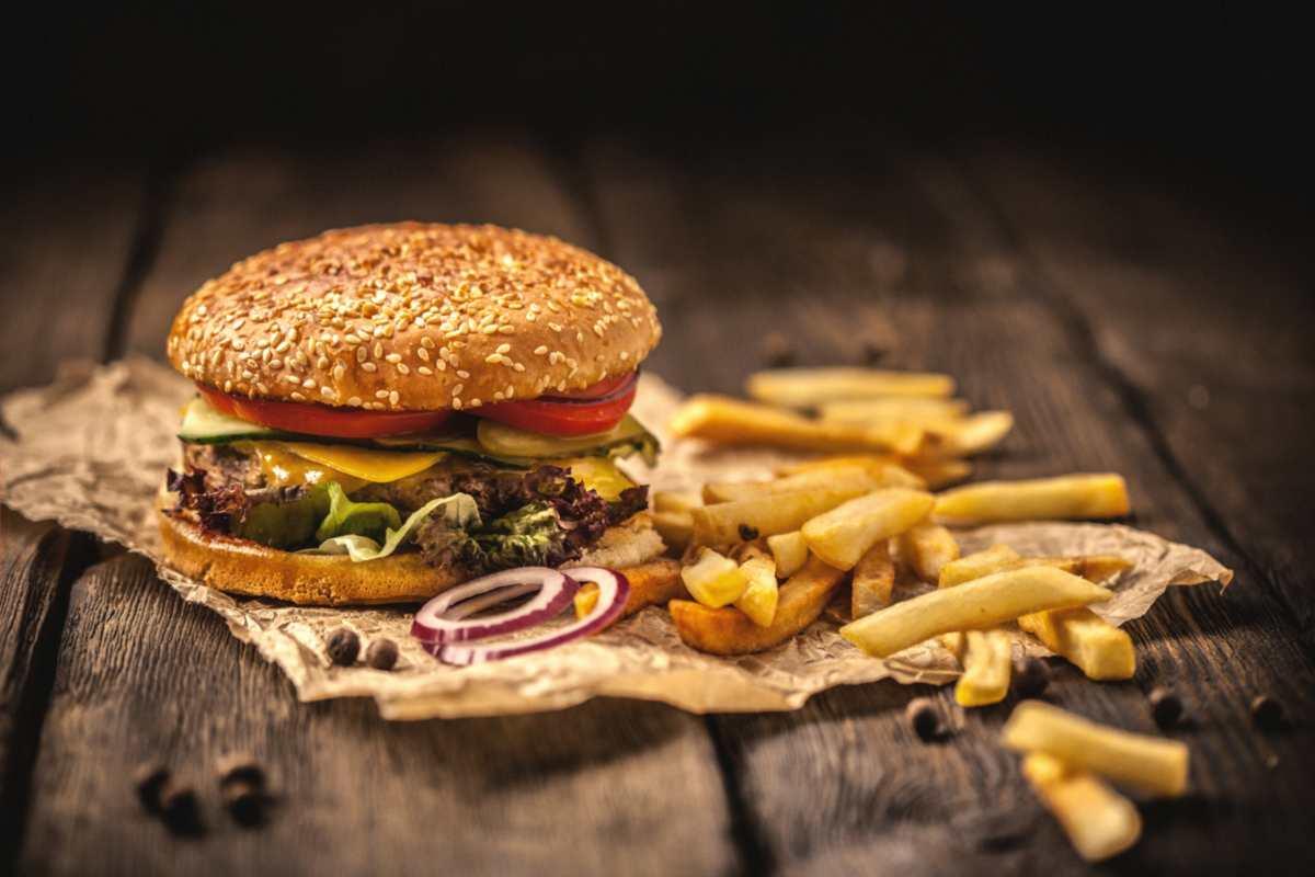 Fast food: gli imballaggi contengono sostanze chimiche dannose