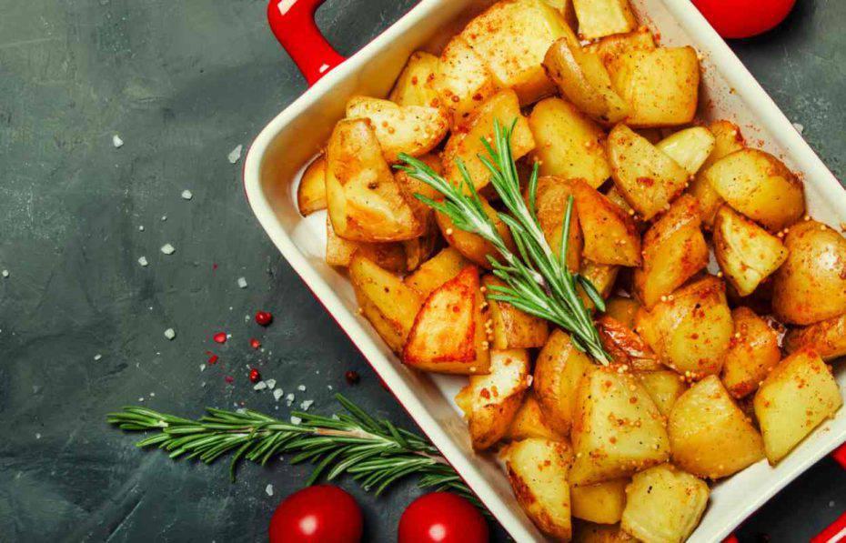 patate alla mediterranea