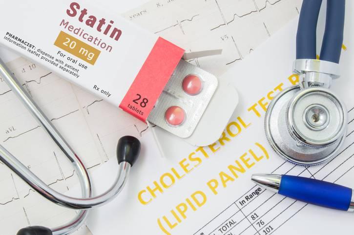 Colesterolo alto: statine e dieta mediterranea contro infarto e ictus