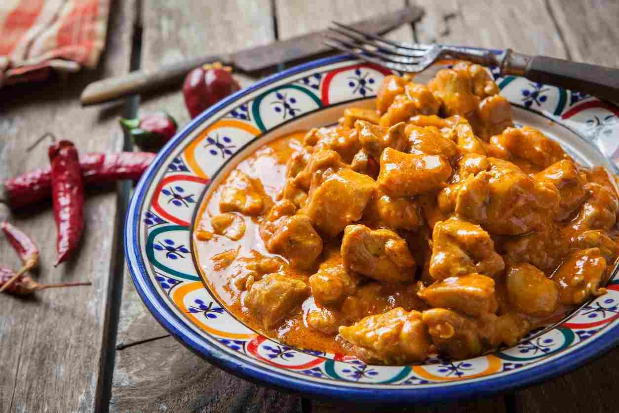 Pollo allo zenzero, un piatto super veloce da portare in tavola