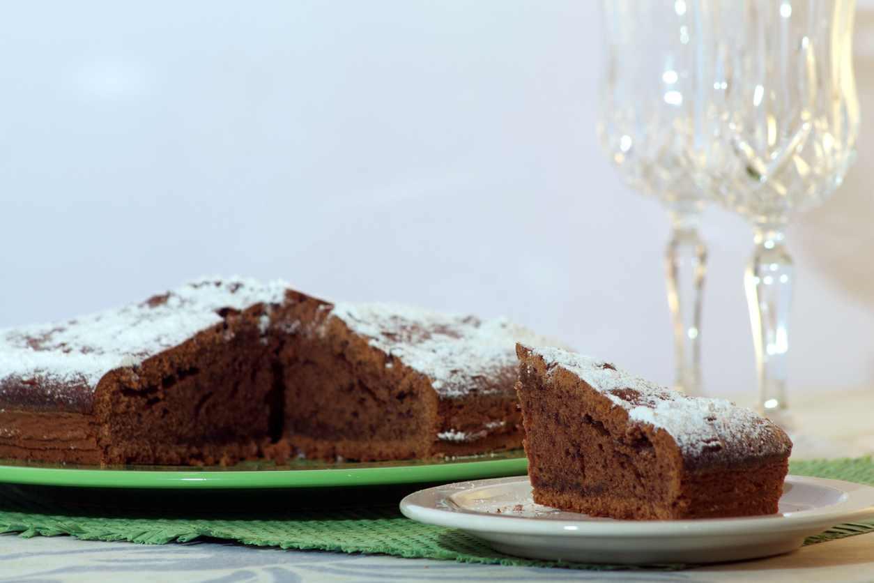 Torta paradiso al cioccolato, una delizia alla quale non sapreste rinunciare