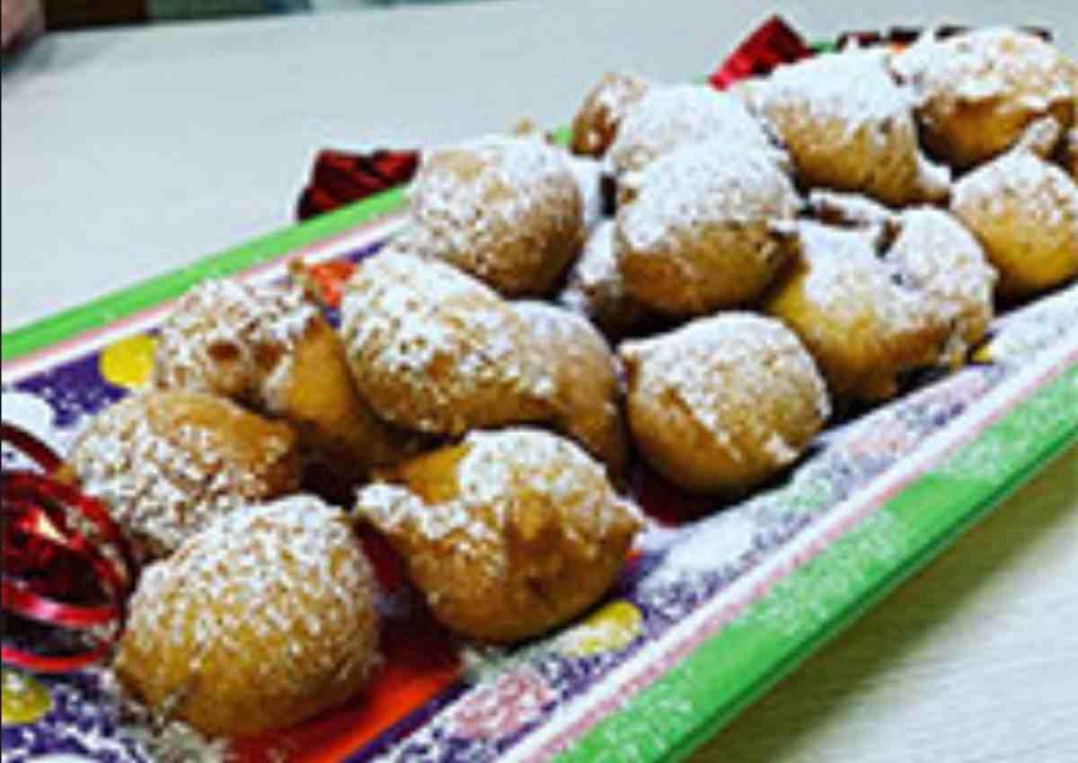 Castagnole: la ricetta dello Chef Stefano Barbato