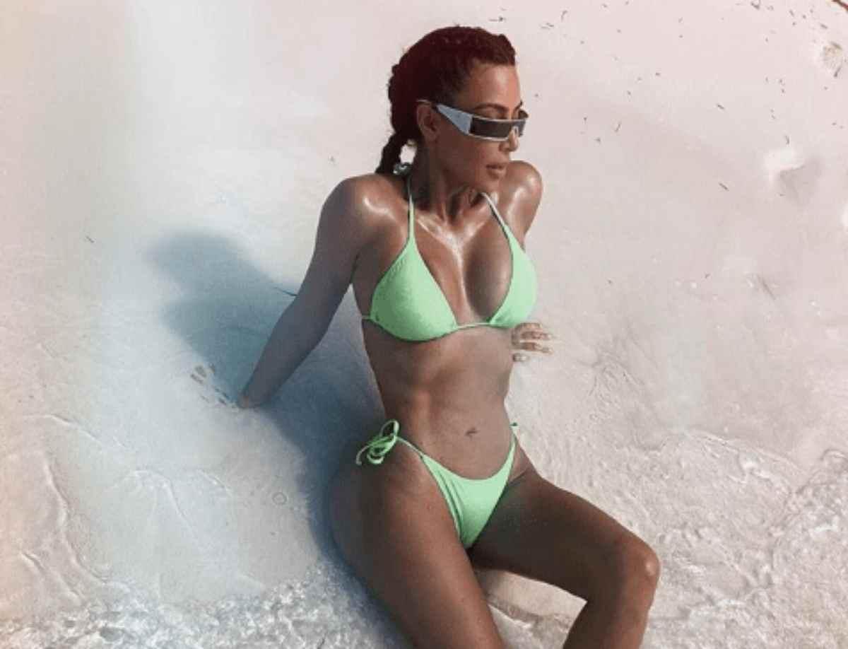 La dieta di Kim Kardashian: a rischio la salute della pelle