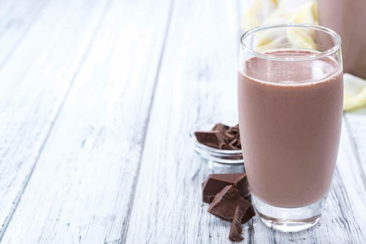 Sport drink? Meglio un bicchiere di latte e cioccolato