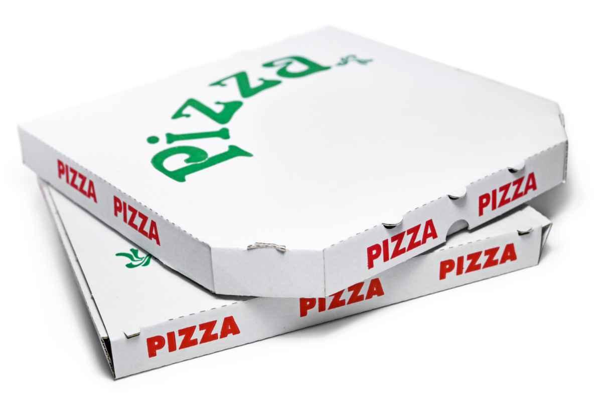 Allerta pizza: bisfenolo in 2 cartoni per la pizza su 3