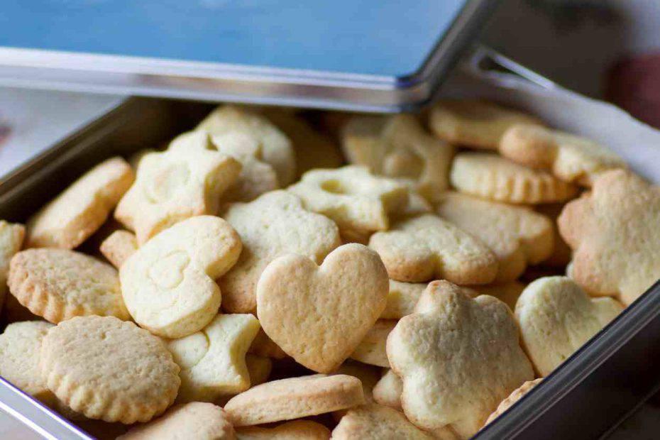 biscotti al cocco e cioccolato bianco