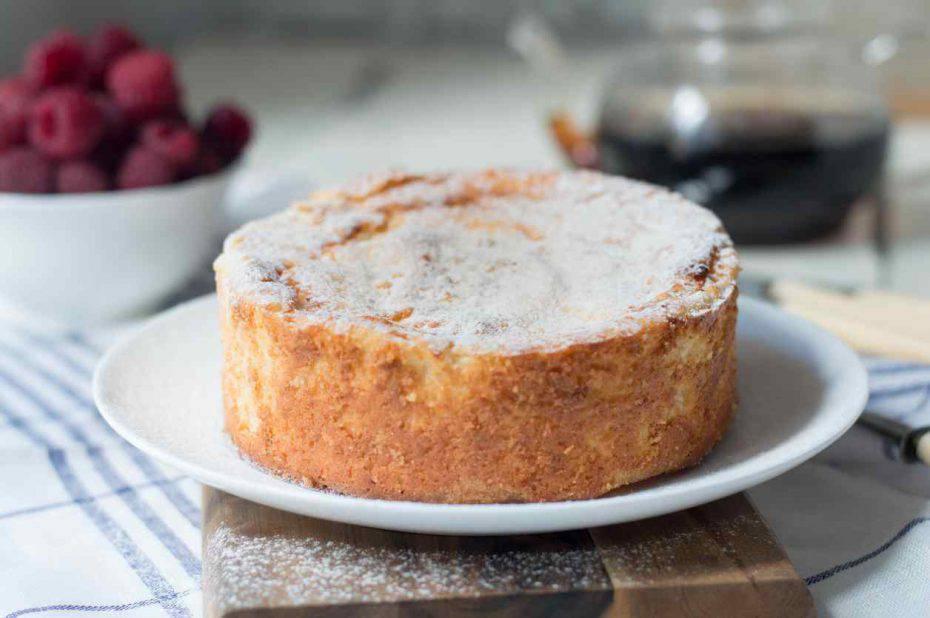 torta al succo di pera