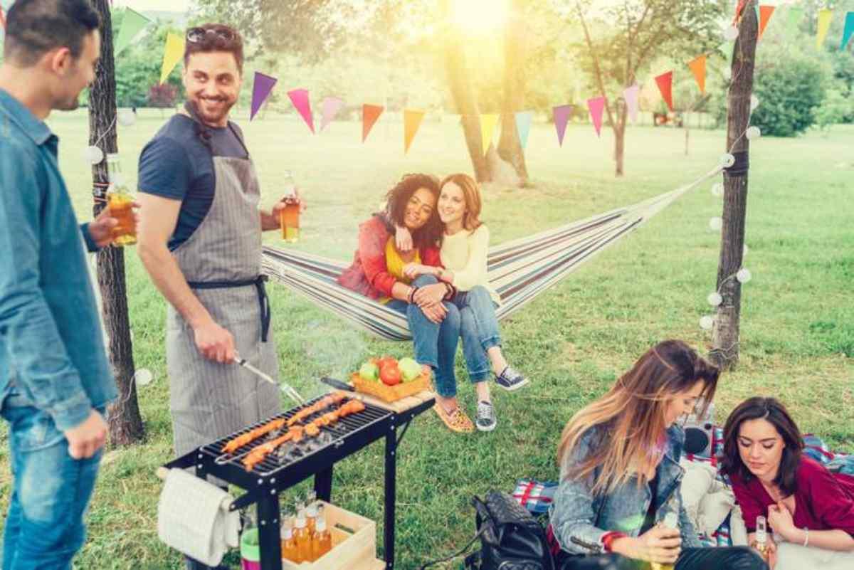 Le regole per una grigliata perfetta e senza rischi per la salute
