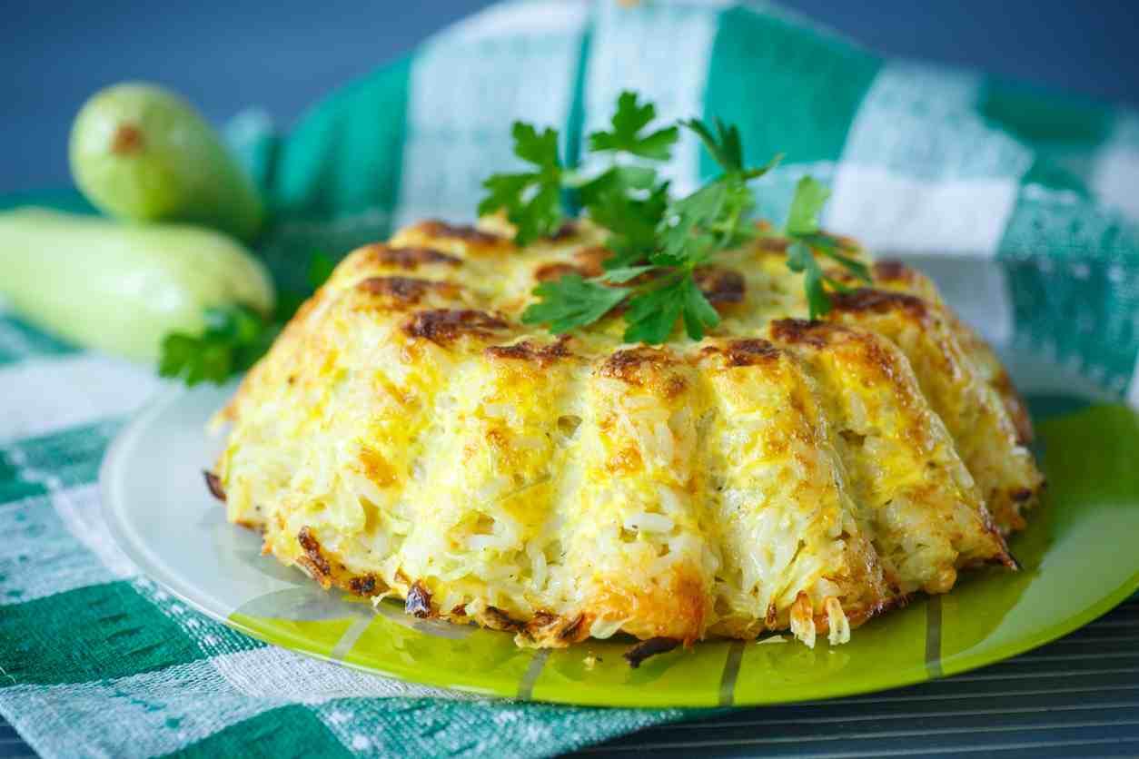 Riso al gratin, un piatto semplice, veloce e irresistibile da portare a tavola