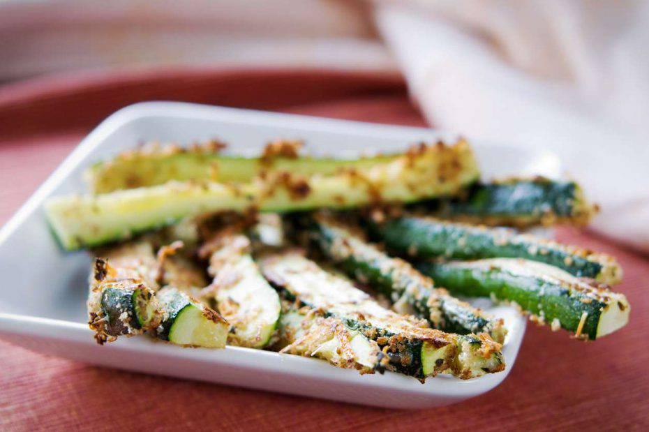 zucchine al pangrattato