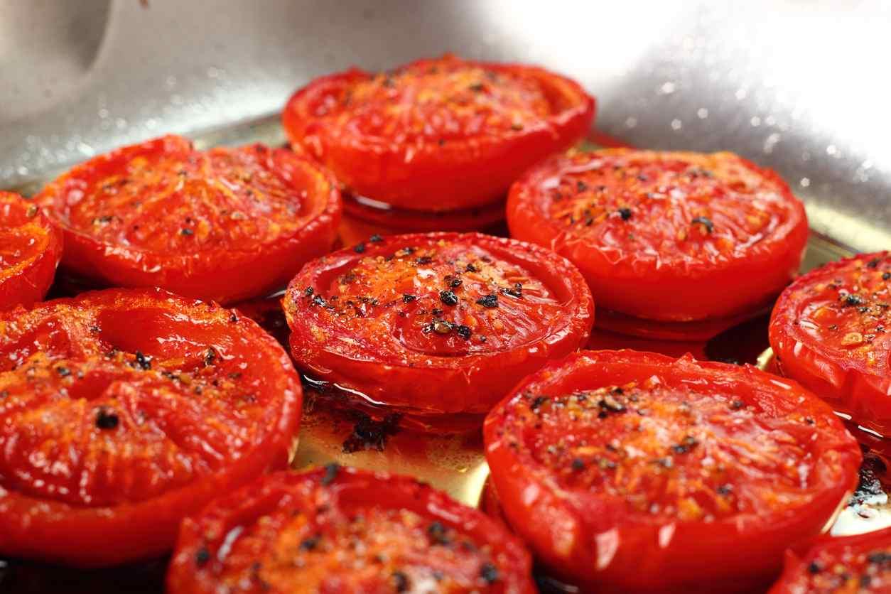 pomodorini al rosmarino in padella