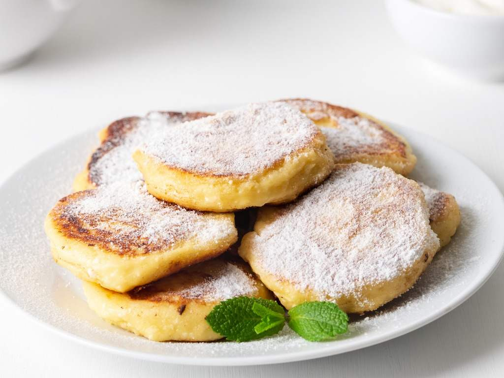 Frittelle dolci al forno, un dolce leggero e squisito da servire